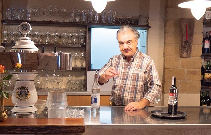 Die Taverna Corfu - Tradition über 30 Jahre
